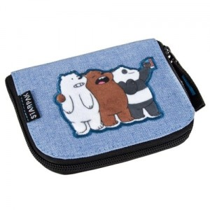PORTFEL WE BARE BEARS STARPAK 410014